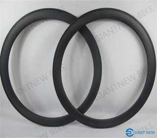 Road Carbon Rim 50mm Tubular