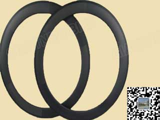 Road Carbon Rim 60mm Clincher With 520mm Erd