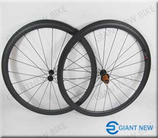 Road Carbon Wheels 38mm Clincher