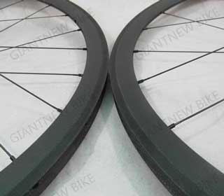 Road Carbon Wheels 38mm Tubular With 564mm Erd