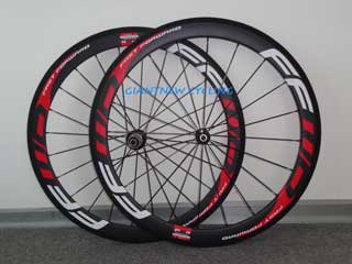 Road Carbon Wheels 50mm Tubular With 564mm Erd