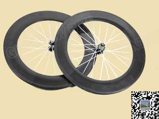 Road Carbon Wheels 88mm Clincher With 20 5mm Width