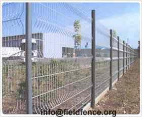 Road Fence Heng Shui