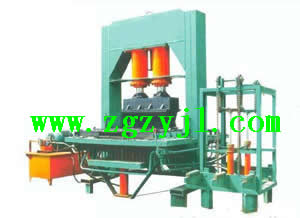 Road Tile Making Machine Specification