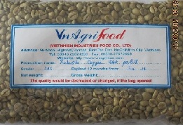 Robusta Coffee Arabica Green And Roasted