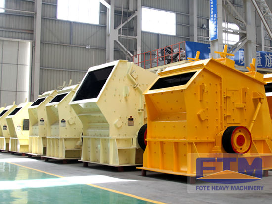 Rock Impact Crusher Produced By Fote