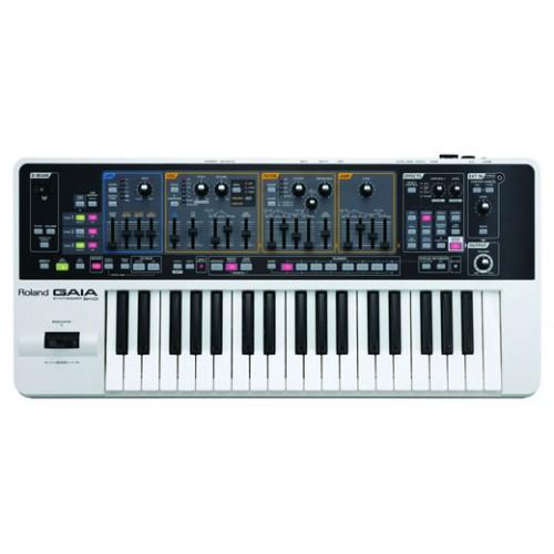 Roland Gaia Sh01 Virtual Analog Synthesizer Keyboard