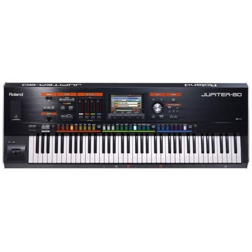 Roland Jupiter 80 76 Key Synthesizer Keyboard