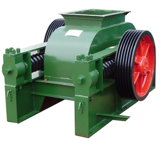Roll Crusher Constituent Principle
