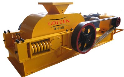 Roll Crusher Device Usage