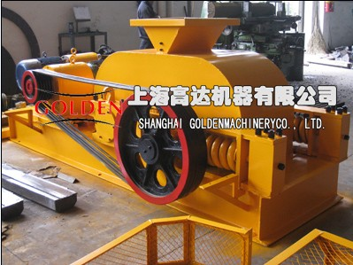 Roll Crusher Facility Building Stones Production Lines