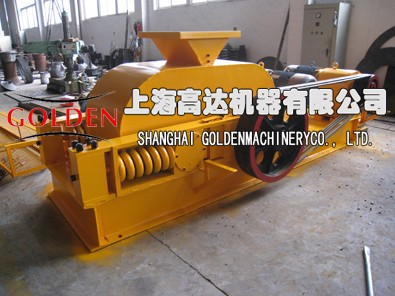 Roll Crusher Model Parts