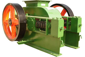 Roll Crusher Structure Quality