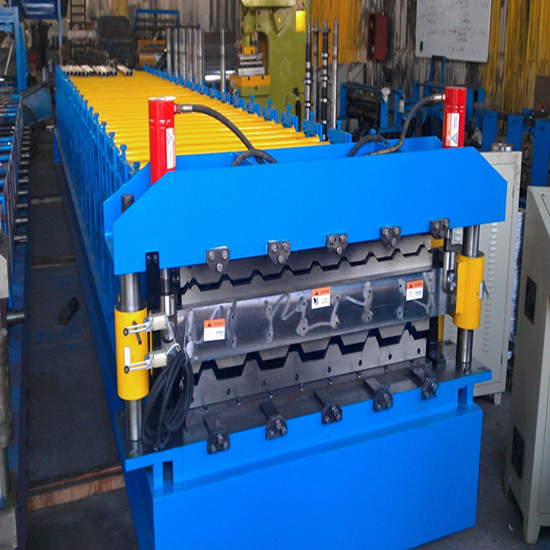 Roll Forming Machine Hot Sale
