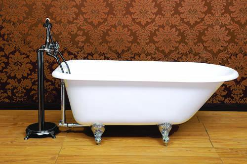 Roll Top Bathtub Freestanding