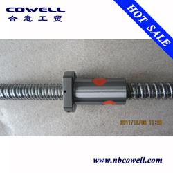 Rolled Ball Screw Sfu2510 L650 For Cnc Machine Tools Ball Screw Screw Barrel