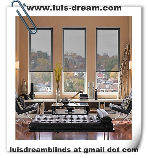 Roller Blind Fabrics Blinds Supplier From China