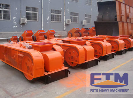 Roller Crusher Of Famous Brand