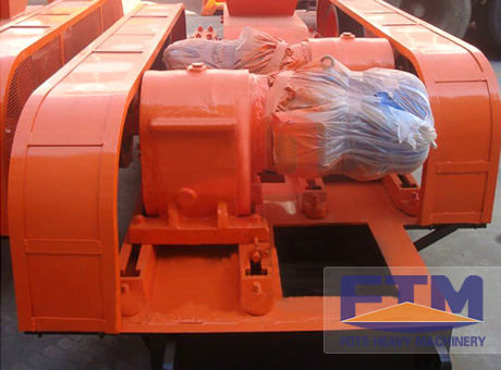 Rolls Crusher Produced By Fote