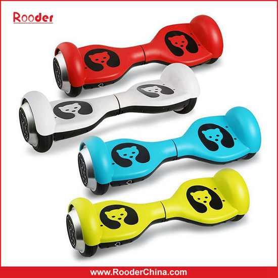 Rooder 4 5inch Wheel Kids Self Balancing Scooter Electric Hoverboard For Childre