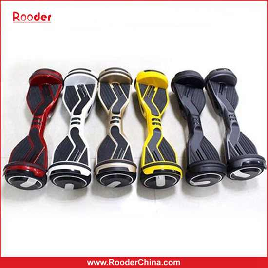 Rooder Popular Two Wheels Self Balance Electric Scooter Hover Board