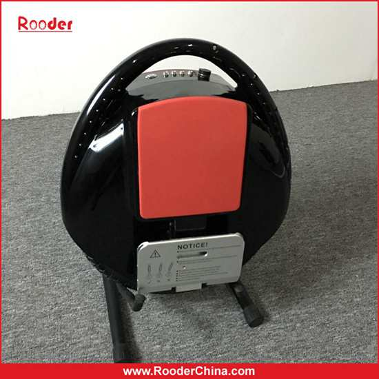 Rooder Single One Wheel Electric Unicycle Self Balancing Scooter