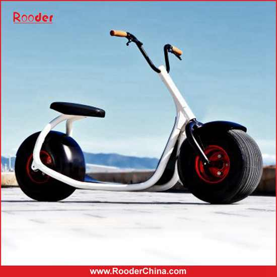 Rooder Two Wheels Self Balancing Electric Scooter Adult Motorcycle For Sale