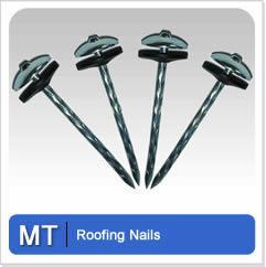 Roofing Nails Metal Tec