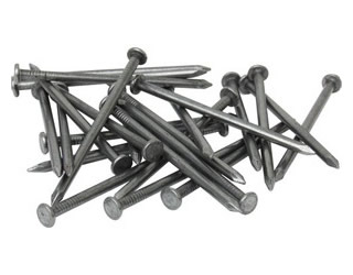 Roofing Nails Various Materials And Full Sizes