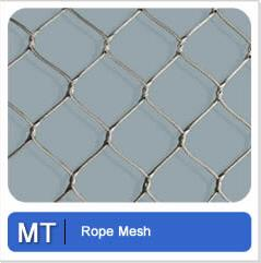 Rope Mesh Flexible Stainless Steel Cable