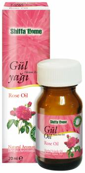 Rose Oil 20 Ml Natural Herbal Essential From Turkiye