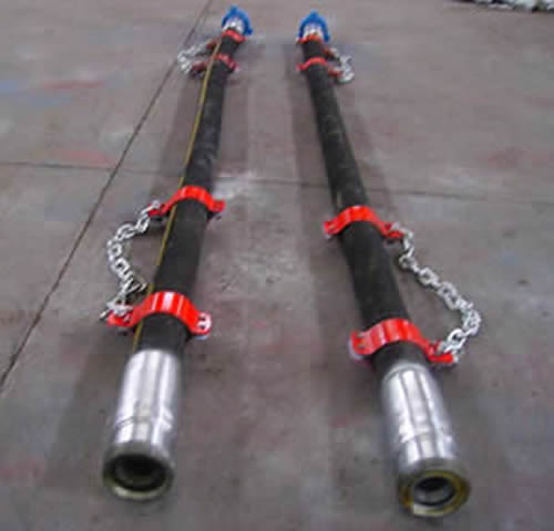 Rotary Drilling Hose Slim Up To 4000psi