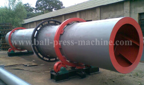 Rotary Dryer With Big Capacity Fly Ash Drying Machine From Manufacturer