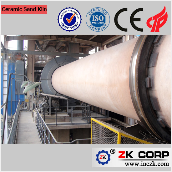 Rotary Kiln For Lime Plant
