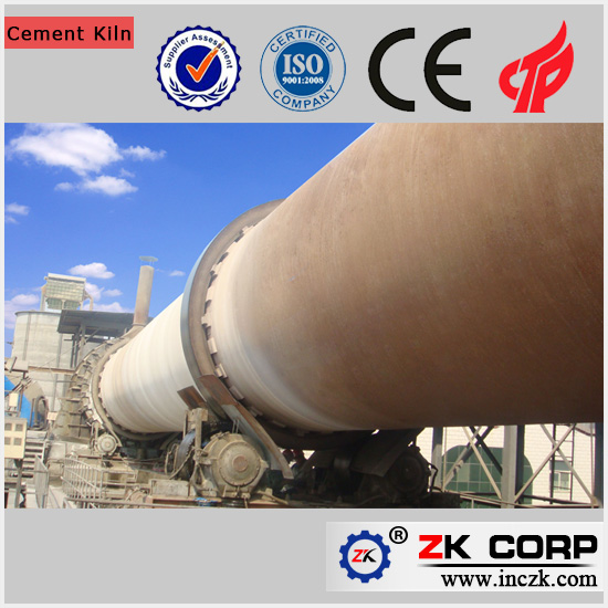Rotary Kiln For Magnesium Plant