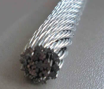 Rotation Resistant And Non Rotating Steel Wire Ropes