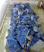Rough Lapis Lazuli Mined In The North Of Afghanistan