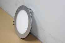 Round Led Panel Light 4 10inch High Brightness Ce Rohs