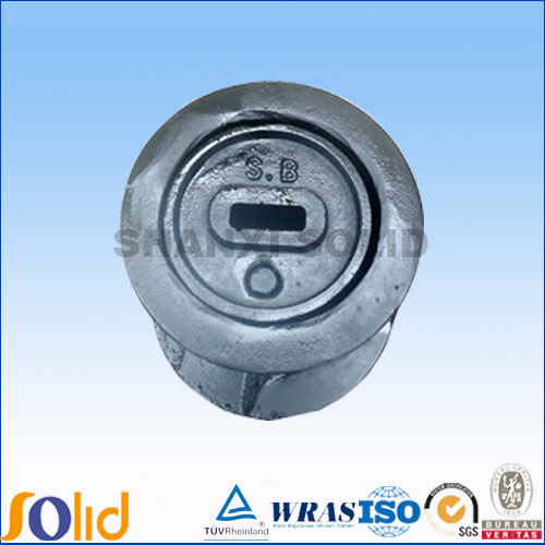 Round Square And Cast Iron Grey Ductile Surface Box