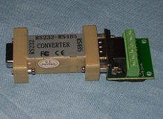 Rs485 To Rs232 Interface Converter