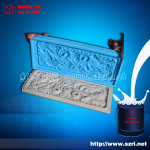 Rtv Silicone Rubber For Concrete Stone Mold Making