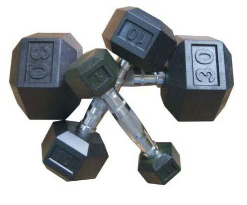 Rubber Dumbbell At Asiasporting Com