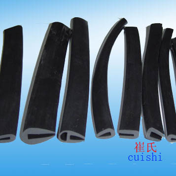Rubber Edge Strip For Car