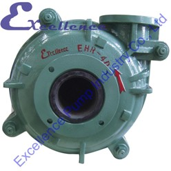 Rubber Lined Mining Centrifugal Slurry Pump