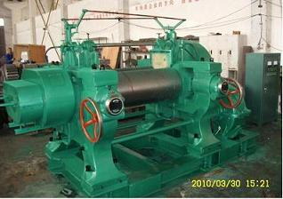 Rubber Mixing Mill Open Type