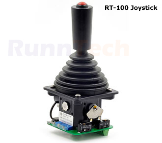 Runntech Single Axis Joystick 1 Z Multi