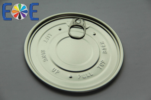 Russia 502 Aluminium Dry Food Can Easy Open End