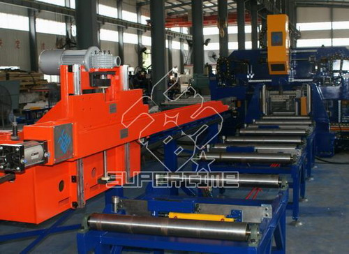 Russia Cnc Drill Beam Machine Line
