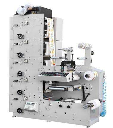 Rybs Series Flexographic Printing Machines