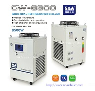 S A Air Cool Process Chiller For Welding Cell Of Metal Stamping